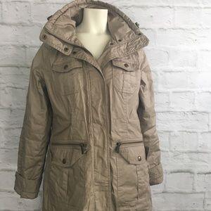 Michael Kors khaki Utility Jacket S